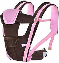 GWM Baby-Tragetuch für Neugeborene, ergonomisch,