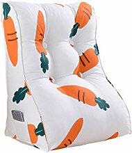 GWM Dreieck-Kissen für Nachttisch, Nackenschutz,