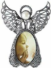 GWW Angel Desktop Fotorahmen,Metall Mini