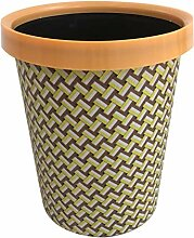 GWW Kunststoffe Mülleimer,Haushalt-runde