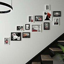 GWW Massivholz Collage-fotorahmen,mehrere