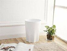 GWW Runde Kunststoff Mülleimer,Haushalt