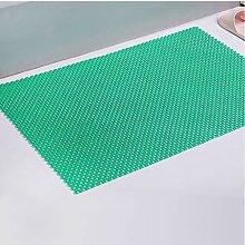 GWXDT Duschraum Teppich Eckpolster Bodenmatte