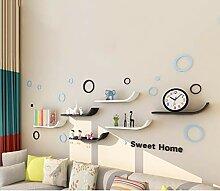 GX J-förmige Trennwand Wohnzimmerwand Wand im