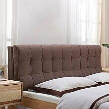 GX&XD Bedside Triangle Big Kissen Sofa Bett