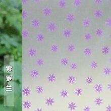 GX&XD Fensterfolie Fenster Papier Window Sticker