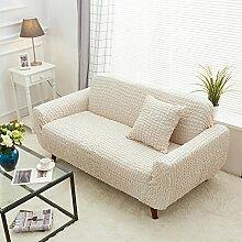 GX&XD Volltonfarbe Sofabezug Mit