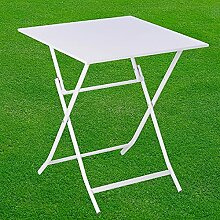 GXK Klapptisch 60x60 cm Gartentisch Tisch Bistro
