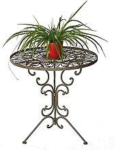 GXK Tisch Bistrotisch Antik Rund Gartentisch