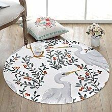 GXQ Runder Teppich Wohnzimmer Schlafzimmer Zimmer