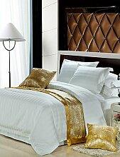 GXS/ 4-teilige Hotel liefert Bettbezug-Set Heimtextilien , queen