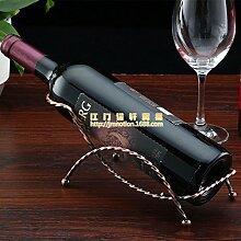 GXS Frühling klein Fashion Dekoration Art Wein Wein Rot Wein Fort verziert Stühle small for