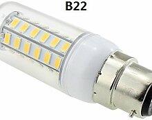 GXS/ Mais-Birnen T E14 / E12 / B22 / G9 / GU10 7 W 600 LM 3000~3500K K 48 SMD 5730 Warmes Weiß AC 220-240 V , e14