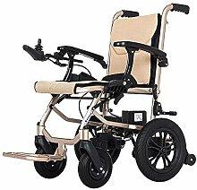 GY Elektrischer Rollstuhl, der leichte
