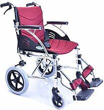 GY Rollstuhl Ältere Rollstuhl Reise Ultraleicht