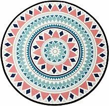 GY Teppich-Round Teppich Soft Rutschfeste