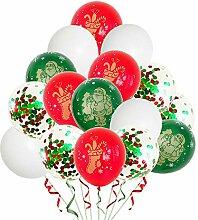 GY Weihnachten Ballons 12 Zoll 30pcs Rose Gold