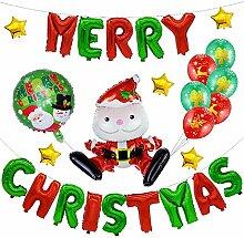 GY Weihnachtsbaum Stern Weihnachtsmann