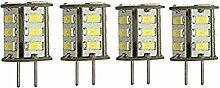 GY6.35 LED 3W als Ersatz für 20W Halogen Lampen