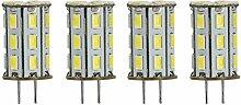 GY6.35 LED 5W als Ersatz für 35W Halogen Lampen