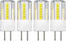 GY6.35 LED Kaltweiß Birnen 12V 2W Ersetzt 20W JC