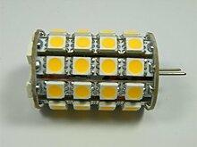GY6,35 LED Leuchtmittel 49x3-Chip neutral weiß