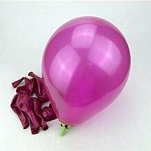 GYFC 10 Zoll 1,5G Latex Helium Ballon Verdickung