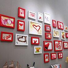 GYH Wand-Bilderrahmen, Einfache und Moderne Foto