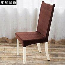 GYJZ Continental Hülse Tischdecken Stuhlkissen Stuhlhussen vier Sätze Stuhl Stuhl , 1