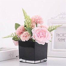 Gymqian Künstliche Hortensie Dekoration Floral