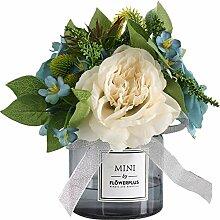 Gymqian Künstliche Hortensie Simulation Blume