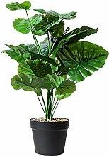 Gymqian Künstliche Hortensie Simulation Pflanze