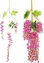 Gymqian Künstliche Pflanzen 1 Stück Künstliche