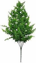 Gymqian Künstliche Pflanzen Künstliche