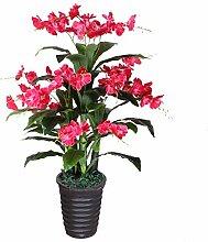 Gymqian Künstliche Potte Künstliche Pflanze,