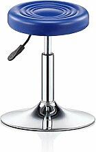 GYP Bar Round Stuhl Bar Stuhl, Salon Swivel Hocker Lift Stuhl Restaurant Sitting Hocker Coffee Shop Beauty Hocker Schönheit Stuhl Mobile Store Business Counter Stuhl Computer Hocker 42-55cm kaufen ( Farbe : #4 )