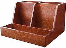 GYP Home Office Wood Tischaufbewahrungsbox Storage