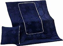 GYP Pattern Car Home Kissen Quilt Dual Use Sofa Kissen Office Fold Kissen schützen die Taille Lendenwirbel Bett Supplies Rückenlehne kaufen ( Farbe : #3 , größe : 110*150CM )