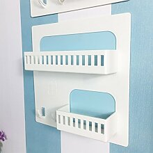 GYP Regale Storage Rack College Students Dorm Room Bett Bedside-Stick On The Wall kaufen ( Farbe : C )