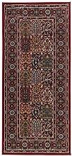 GYP Teppich Retro Wohnzimmer Couchtisch Teppich Schlafzimmer Bedside Carpet ( Farbe : A , größe : 80*180cm )