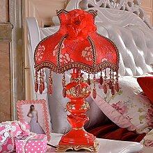 GYP Tischlampe Europäische Schlafzimmer Bedside
