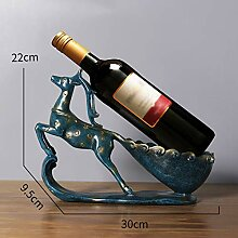 Gyubay Harz Einzelflasche Servieranzeige Weinregal