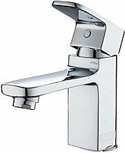 GZD Alle Kupfer Wasserhahn heißen und kalten Waschbecken Aufsatzbecken Waschtischmischer