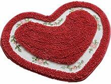 GZD Ländlich Rose Wenig Liebe Teppich