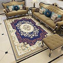 GZP Innenteppich Area Teppich, große Teppich Wohnzimmer Teppich Schlafzimmer Nachttisch Teppich, Büro Sofa, Rechteck Teppich Decke (Farbe : #2, größe : 120*160cm)