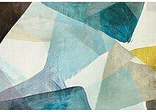 GZP Innenteppich Einfarbiger Teppich, rechteckiger