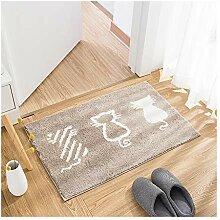 GZP Innenteppich Fußmatte Fußmatte Badematte ,