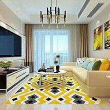 GZP Innenteppich Teppich Moderne Geometrie Teppich
