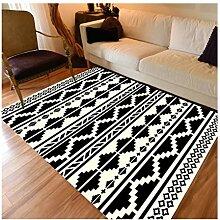 GZP Innenteppich Teppich Vintage geometrische