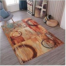 GZP Innenteppich Wohnzimmer Teppich, Schlafzimmer